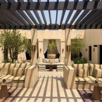 Reception-courtyard